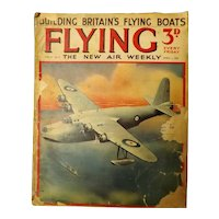 FLYING Magazine - April 1st 1939