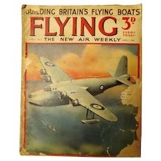 FLYING Magazine - April 1st 1939