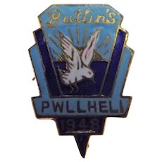 BUTLINS Pwllheli 1948 Seagull Camp Badge