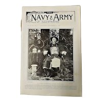 Li Chung Chan - The Army & Navy Illustrated -  September 1st 1900