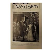 The Navy & Army Illustrated Magazine - July 28th 1900