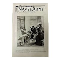 The Navy & Army Illustrated Magazine - August 18th 1900