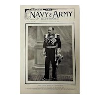 The Navy & Army Illustrated Magazine - August 11th 1900