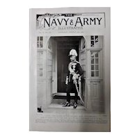 The Army & Navy Illustrated Magazine - August 25th 1900