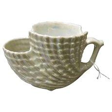 Victorian Lustre Ware Shaving Mug