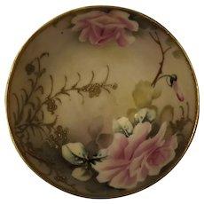 Japanese Porcelain Bowl  - I.E. & C. Mark Circa 1900 - 1910