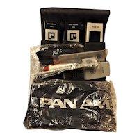 PAN AM Airlines Souvenir  Toilet Bag - First Class