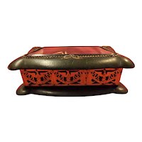 Superb French Late 19th Century Napoleon III Revival Jewellery Casket