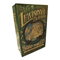 LEWISON'S Soap Tablets Large Tin