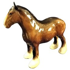 Beswick Shire Horse No. 818