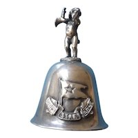 White Star Line Small Souvenir Hand Bell