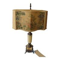 Gorgeous Parisian Table Lamp - Circa 1930's