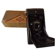 SOHO Cadet 1930 Concertina Camera