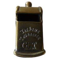 """ACME Thunderer Whistle """"G.C.T."""""""