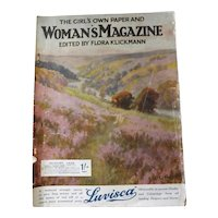 The Girls Own Paper & Woman's Magazine August 1925