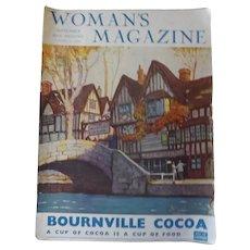 Woman's Magazine September 1937