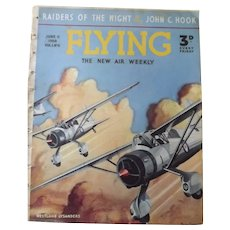 Flying Magazine June 2 1938