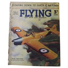FLYING Magazine - May 14th 1938