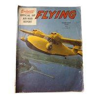 FLYING Magazine February 1946