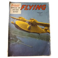 FLYING Magazine February 1946