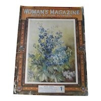 The Girls Own Paper & Woman's Magazine - Great Britain July 1920