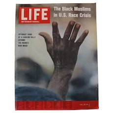 LIFE Magazine Sept. 9th 1963