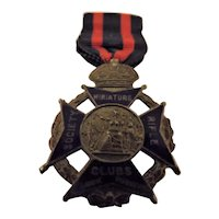 "Shooting Medal ""Society Miniature Rifle Clubs"" George V"