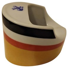 Hapag-Lloyd Ships Funnel Ashtray