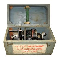 World War Two Astro Compass