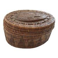 DAYAK Shaman's Medicine Pot - Borneo - Circa 1920 - 1930