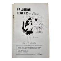 Hawaiian Legends in Slang  by Whit Waterman