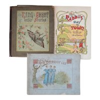 3  Love.y Old Antique Childrens Books