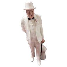 Winston Churchill Figurine Royal Doulton HN3057 - 1984