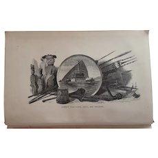 Old SAMOA By Rev. John. B. Stair 1897