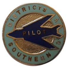 New Zealand 'Southern Districts' Pilots Badge