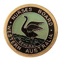 Western Australia General Nursing Badge