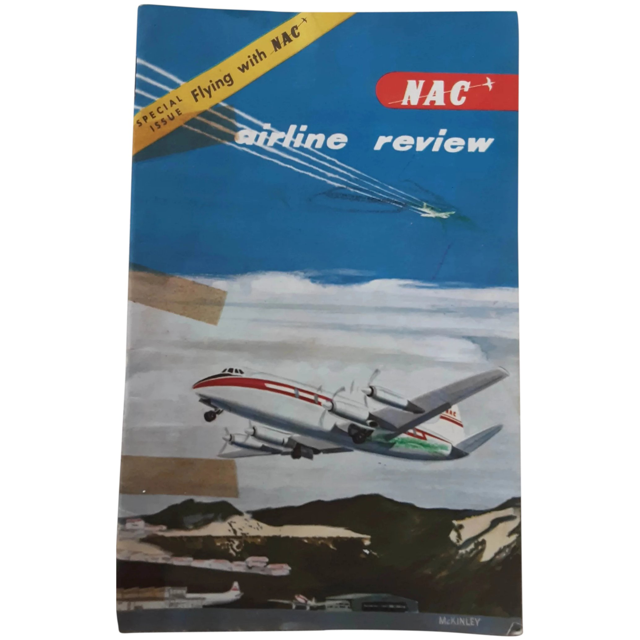 NAC Airline Review Vol 3 No.23
