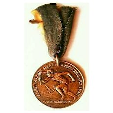 Vintage 1938 Australian 150 Year Anniversary Commemorative Medal