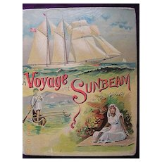 A Voyage In The Sunbeam 1st Edition Copy-wright 1892