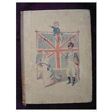 """1884 Victorian Children's Book """"JACKANAPES"""""""