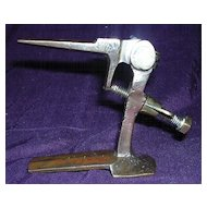 Vintage Brass Denture Tool