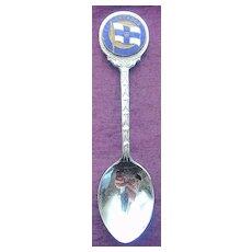 Orient Line 'S.S. Orcades' Souvenir Teaspoon