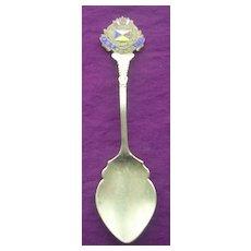 P & O Line 'R.M.S Moldavia'  Souvenir Jam Spoon