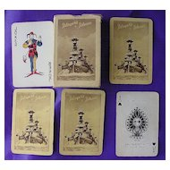 Vintage Cigarette Advertising Playing Cards 'PLAYERS Please'