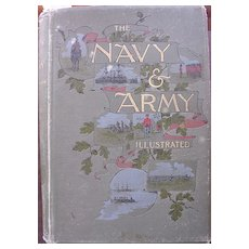 The Army & Navy Illustrated March - September 1898