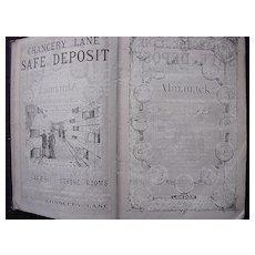 1892 Edition of Whitaker's Almanack