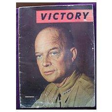 VICTORY Magazine Volume 2 Number 1 Circa 1944