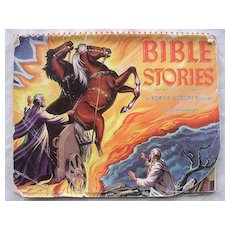 BIBLE STORIES In Pop-Up Action By Joseph Dreany