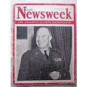 Canada Newsweek June 25, 1945