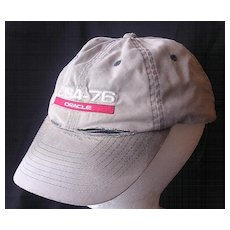 """2003 America's Cup """"ORACLE USA-76"""" Team Cap"""